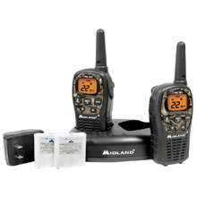 MIDLAND LXT535VP3 22 Channel GMRS Radios %2D Camo