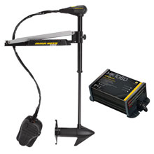 Minn Kota Edge 55 and FC%2D45 inch L D w and Free MK 106D On%2DBoard Charger