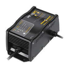 MINN KOTA MK-115PC Precision Digital Charger 1 Bank 15 Amps