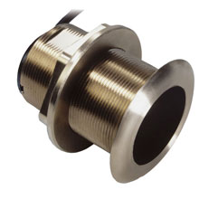 AIRMAR 50/200KHZ Bronze 20 Degree Tilted Element Transducer