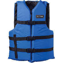 ONYX OUTDOOR General purpose lifevest, adult, l/3xl