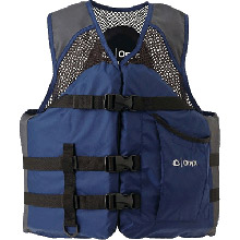 Onyx Outdoor Mesh classic sport lifevest, x-large