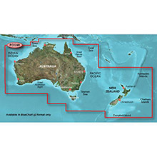 GARMIN Australia and New Zealand, (HXPC024R), BlueChart g2 HD map on SD Card