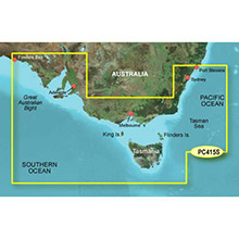 GARMIN Port Stephens-Fowlers Bay, (HXPC415S), BlueChart g2 HD map on SD Card