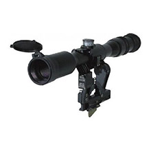 POSP 8x42 V Sniper Rifle Saiga SAR SLR Rifle Scope