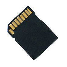 OEM 2 GB SD memory card
