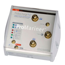 PROMARINER ProIsoCharge Battery Isolator 250 Amp 1%2DAlt 2%2DBat %2D 12V