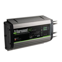PROMARINER ProTournament 240elite Dual Charger %2D 24 Amp 2 Bank