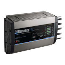 PROMARINER ProTournament 360elite Triple Charger -36 Amp, 4 Bank