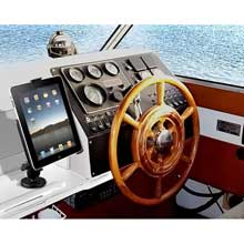 RAM Apple iPad Screw Down Swivel Mount