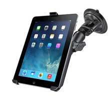 RAM Apple iPad 2 3 4 Long Arm Suction Mount