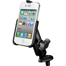 RAM Apple iPhone 5 Fork Stem Motorcycle Mount