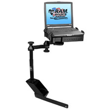 RAM No-Drill Laptop Mount for Dodge Dakota, Durango