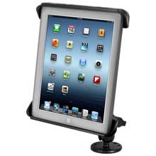 RAM Mount Tab-Tite iPad / HP touchPad cradle flat surface mount