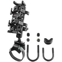 RAM Mount universal finger grip holder ATV/UTV strap mount