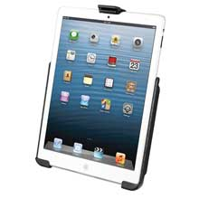 RAM Mount EZ-ROLL R cradle f/Apple iPad mini