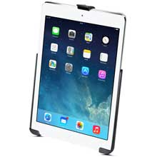 RAM Mount EZ-ROLL R model specific cradle f/Apple iPad air