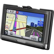 RAM cradle holder for Garmin nuvi 2457, 2497LMT