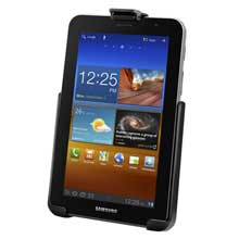RAM Mount EZ-ROLLr cradle for Samsung Galaxy Tab 7.0 plus w/o case/sleeve/skin