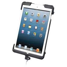 RAM Mount Tab-Dock cradle f/Apple iPad mini w/o case, skin, sleeve