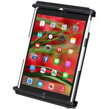 RAM Mount TAB-TITE universal clamping cradle for iPad mini w/case, skin, or sleeve
