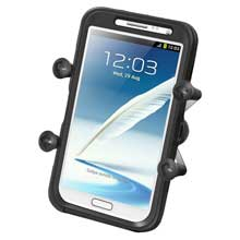 RAM Mount universal X-Grip IV large phone/phablet holder with 1 inch  ball