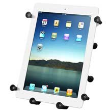 RAM Mount universal X-Grip III large tablet holder. Fits new iPad
