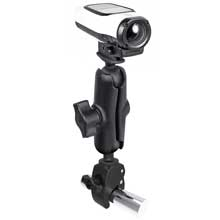 RAM Mount small tough-claw mount with Garmin VIRB camera adapter