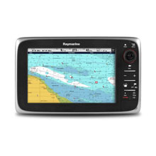 RAYMARINE C95 9 inch Multi%2DFunction Display with US coastal Charts
