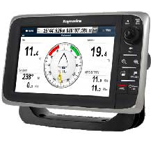RAYMARINE C97 MFD/Sonar w/ C-Map ROW Essentials