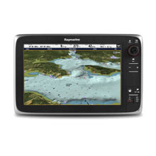 RAYMARINE C127 12 inch MFD, Sonar, with U.S. Coastal Map