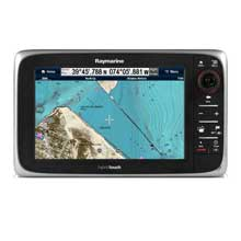 RAYMARINE e97 MFD and Sonar w and C%2DMap ROW Essentials