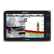 RAYMARINE E165 MFD/Sonar w/ C-Map ROW Essentials