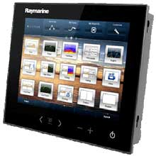 RAYMARINE GB170H 17 inch Glass Bridge Monitor