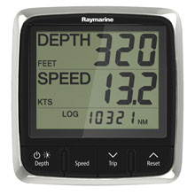 RAYMARINE I50 Tri-Data, Display Only