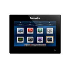 RAYMARINE GS95 %2D 9inch Glass Bridge MFD