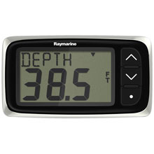 RAYMARINE I40 Depth w/ Thru-Hull Transducer