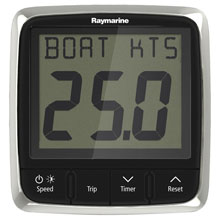 RAYMARINE I50 Speed w/ Thru-Hull Transducer