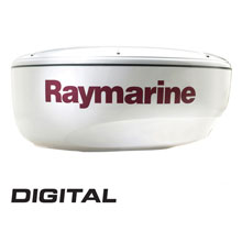 RAYMARINE RD418D 4kW 18 inch Digital Radar Dome w and o Cable