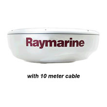 RAYMARINE D424HD 4KW 24 inch HD Color Digital Radome Scanner with 10M Cable and RayNet connector