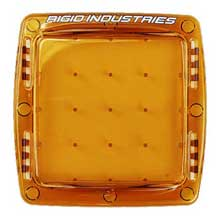 RI Rigid Ind Q%2Dseries light cover amber