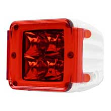 RI Rigid Ind protective cover dually red