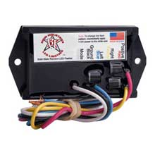 RI RIGID IND 3 amp LED flasher, 2 output-12volt