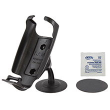 RAM Lil Buddy Adhesive Stick Base Dash Mount for Astro 320, GPSMAP 62 series