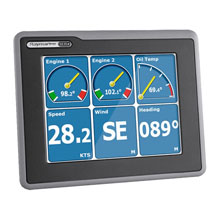RAYMARINE ST70 and 6.5 inch Multifunction Color Display