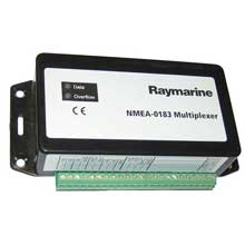 RAYMARINE NMEA 0183 Multiplexer, 4 in 1 out