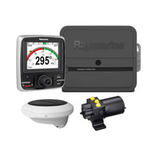 RAYMARINE EV-200 p70r Powerboat Pack Autopilot system