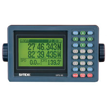Si-tex GPS-90 MKII 18-Channel GPS Receiver w/LORAN TD Conversion