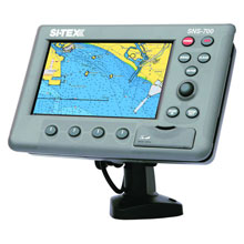 SI-TEX On sale SNS-700EF Chartplotter and Fishfinder Combo w/External GPS