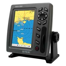 SI-TEX SAS-300 AIS Class B Transceiver - Display Only for Use with Existing AIS